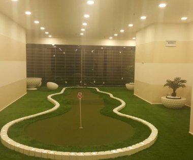 Bağdat Caddesi Residence Katı Golf Uygulama