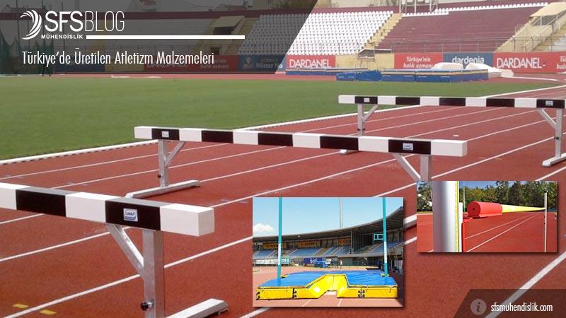 Türkiye'de Üretilen Atletizm Malzemeleri Listesi